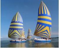 Sailing the Chesapeake Bay